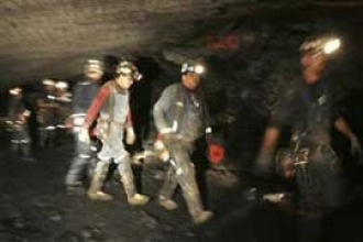 Mine rescue team at the Crandall Canyon Mine