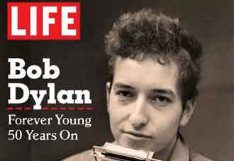 On the cover of Life