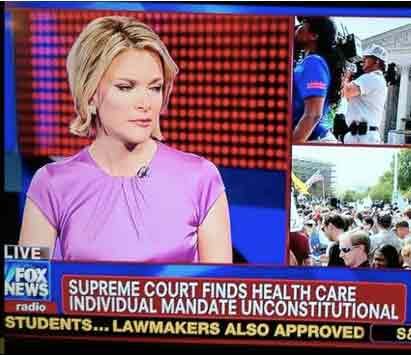Fox kills health law mandate