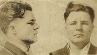 Pretty Boy Floyd Photo / FBI